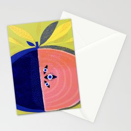 Apple of My Eye Stationery Cards