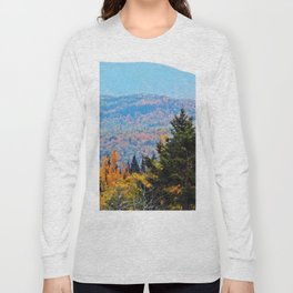 From Hills to Mountains Long Sleeve T-shirt