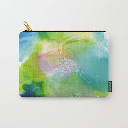A Burst of Spring 2016 Carry-All Pouch