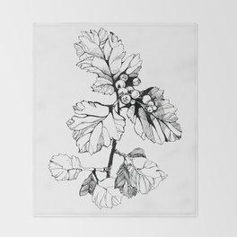 Branch Throw Blanket