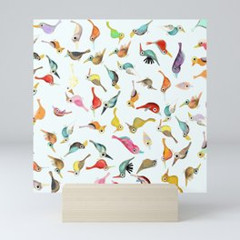 The Birds Mini Art Print