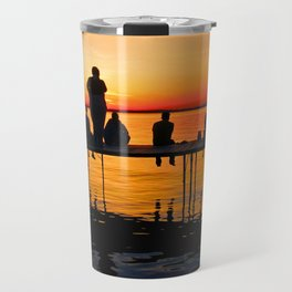 Sconnie Sunset Travel Mug
