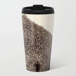 Bison Skull Pile Travel Mug
