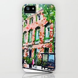 Annabel's London Club iPhone Case