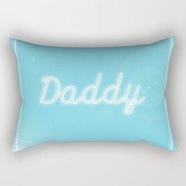 Daddy's Day Rectangular Pillow