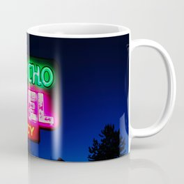 El Rancho Motel ... Coffee Mug