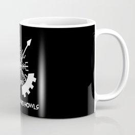 The Black Wind Howls Coffee Mug