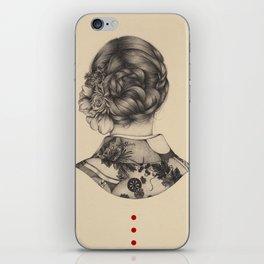 Demure iPhone Skin