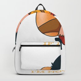 Egg Quote Backpack