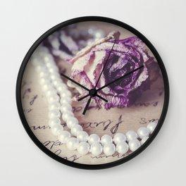 Love Letter II Wall Clock