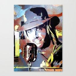 Tom Petty. legend. painting. print. Canvas Print