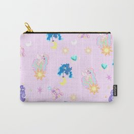 Pony Princess Print Carry-All Pouch