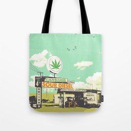 SOUR DIESEL Tote Bag