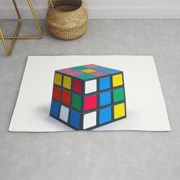 Rubik's cube Rug