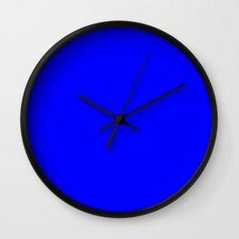 (Blue) Wall Clock