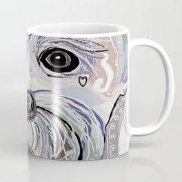 MALTESE Denim Colors Coffee Mug
