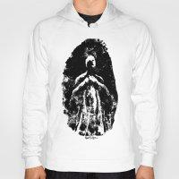ghost Hoodies featuring Ghost by Art is Vast