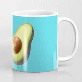 'ave an Avo   Blue Coffee Mug