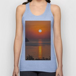 Fishing morning Unisex Tank Top