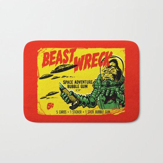 BEASTWRECK ATTACKS! Bath Mat