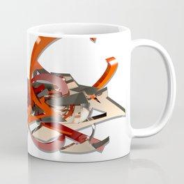 3d graffiti - 'Studio Coffee Mug