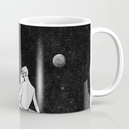 The greatest moon. Coffee Mug