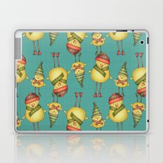 Two Chicks Pattern Laptop & iPad Skin
