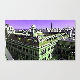 Montevideo Canvas Print