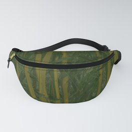 Bamboo jungle Fanny Pack