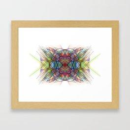 December 2015 Framed Art Print