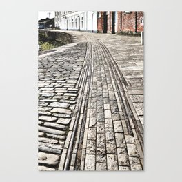 Swanage Tramway 2 Canvas Print