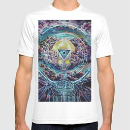 Promethean....Conversations with a god T-shirt