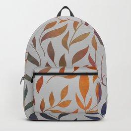 Gold Leaf Pattern 2 Backpack