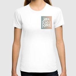 JAX IS GRADIENT T-shirt