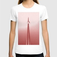 toronto T-shirts featuring Toronto by Gold Street Prints