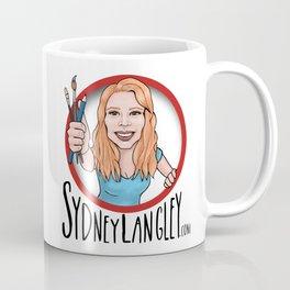 Sydney Langley Illustration Logo Coffee Mug