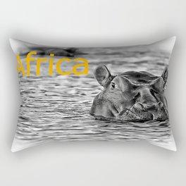 Africa IV Rectangular Pillow