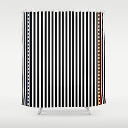 Colors for Paula Shower Curtain
