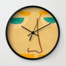 fer el loco Wall Clock