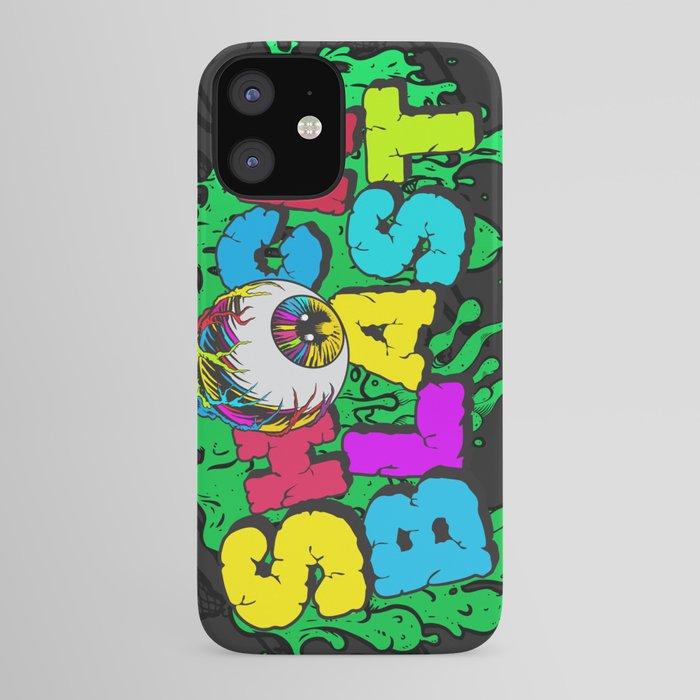 Original ShockBlast x Tumblr Classic Grime Logo iPhone Case
