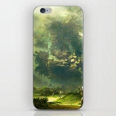 Abstract War iPhone Skin