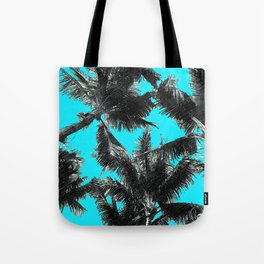VIDA Tote Bag - The Three Palm Trees by VIDA
