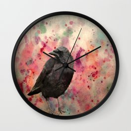 In Colors Wall Clock