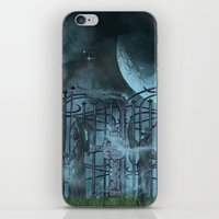 gothic iPhone & iPod Skins featuring Gothic by nicky2342