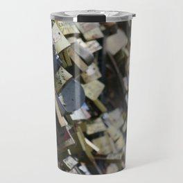 Unlock my (he)art Travel Mug