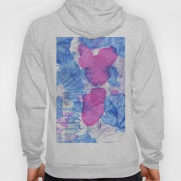 bisexual abstract Hoody