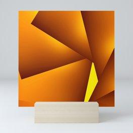 GeoSpin 2 Mini Art Print