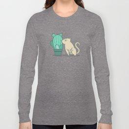 Catcus Long Sleeve T-shirt