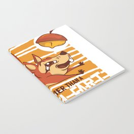 squirrel fart funny  Notebook