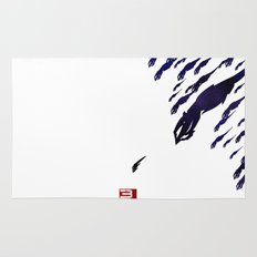Mass Effect 3 (w/quote) Rug
